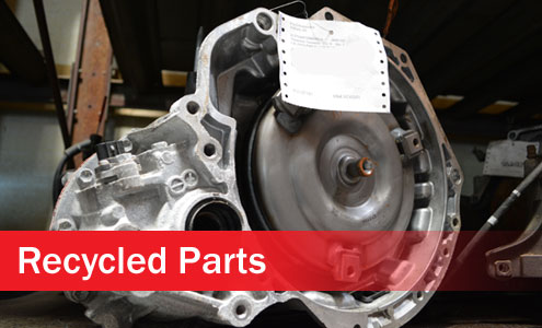 Top Quality Used & Recycled OEM Auto Parts