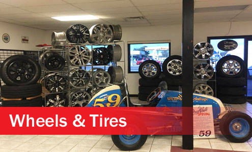 Best Selection & Prices on Used Tires & Wheels in Oklahoma City