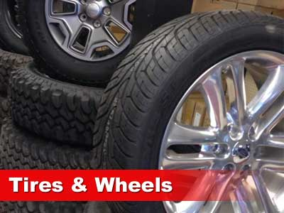 Prices on Used Tires Wheels Oklahoma City