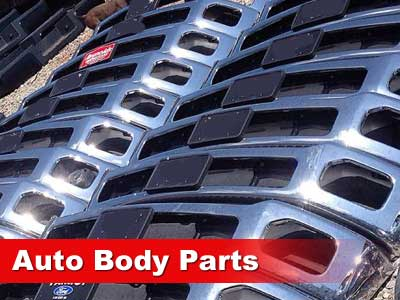 Recycled OEM Auto Body Parts in OK